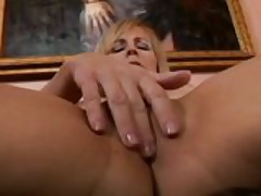 Creampie for this Milf