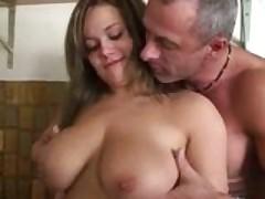 Homemade stressless european sex