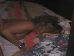 Drunk girl fucked on party