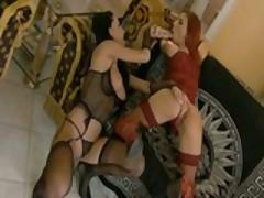 Fatal Beauty With Sasha Knox And Mela