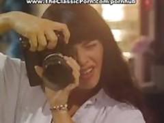 Vintage photoshoot turns into sex