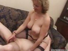 Fussy Old Pussy 3/4