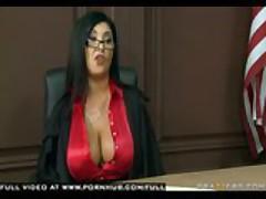 Jaylene Rio - Courthouse Cunt Slam
