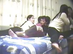 Amateur Japanese Threesome