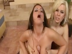 Whitney Stevens And Rachel Solari Double Teaming