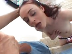 Elizabeth Lawrence Fully Loaded by 3 guys