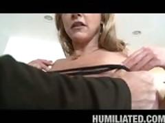 Shayla Laveaux Begs For Cum
