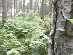 A Nice Fuck In The Woods