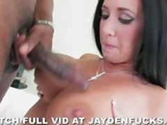 Jayden's Interracial With Sean Michaels