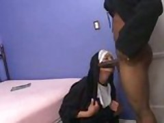 Nun Get Banged By Priest