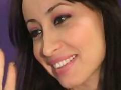 Sexy Webcam Girl Rubbing Her Clit