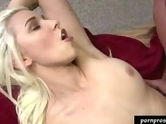Cute Blondie Fucked Hard
