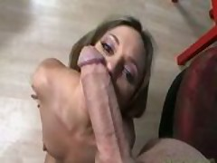 She Gets A Supper Sized Cock In Her MILF Muff!