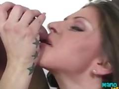 Rachel Roxx Handjob