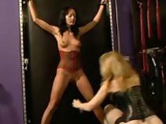 Hardcore Lesbian Bondage