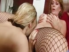 Nicole Logan In Some Lesbian Action
