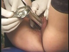 French Preggo Fucked In Doctors Office