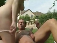 Secret Garden Sex - British Porn