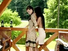 Ashley Bulgari & Her Lesbian Lover