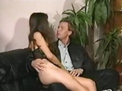 British Babe Teaches German Dude Some Hospitality