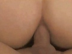 Redhead Turkish Bitch Fucked In Her Brown Eyed-hole