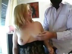Rose, BBW Fucked In Pantyhose