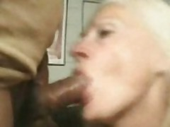 Cathy Jones The Horny Granny