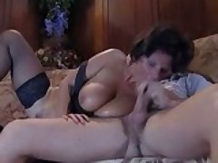 Adult MILF With Beamy Boobs