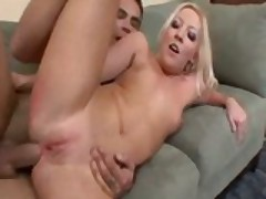 Holly Fox Gets Her Tight Ass Creampied
