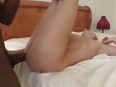 Hot Interracial Amateur Sextape