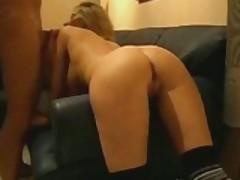 Very Hot German Anal Sex