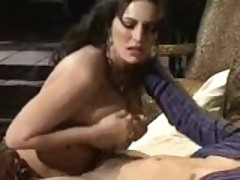 Hot Fucking On Couch