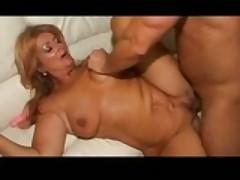 Fresh Granny Likes To Lick My Ass Hole