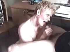 Mature Lady Sucks A Small Cock