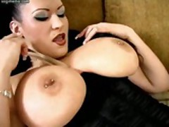 Busty Slut Needs A Big Cock