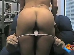 Amateur Brandi Love Fucks Boss at Office