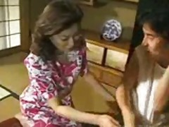 Mature Lady Teasing A Friend