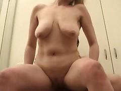 Sexy mature hardcore in kitchen