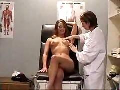 Doctor gyno exam