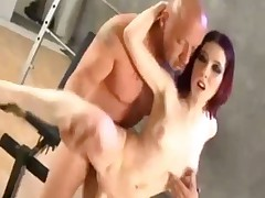 Petite Goth Teen Loves Getting Fucked