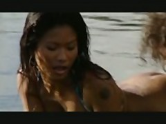 Hot Asian Fucking In The Lake