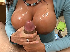 Ariella Ferrera and Preston Parker from Bangbros