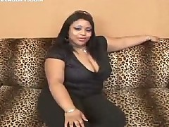 giant titted black woman gets fucked