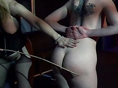 Young girl was punished