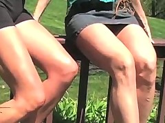 Brandi Love Amateur Outdoor Swinger Video