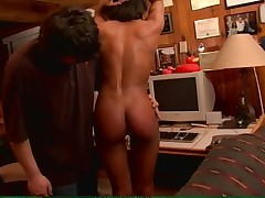 Nice ass girl were punished