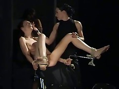 Paintful BDSM video