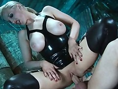 Fetish Fuckers Love Anal Toys and Cock