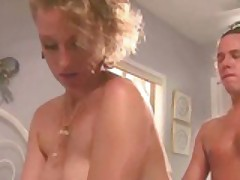 Couple Fucks Before Going Out