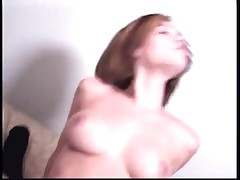 Allie Sin gets fucked by ugly old guy